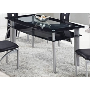 Colby Dining Table Black