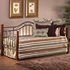 Matson Daybed - Cherry Posts, Black Grills - HILL-1159DBLH