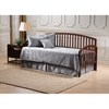Carolina Cherry Finished Daybed with Rollout Trundle - HILL-1593DBLHTR