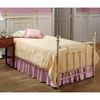 Chelsea Bed in Classic Brass - HILL-1035BX