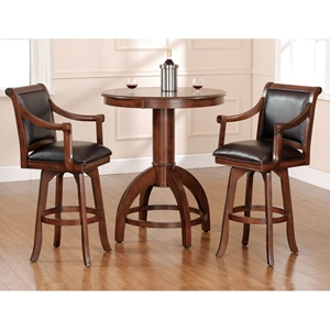 Palm Springs 3 Piece Bar Set