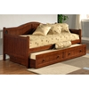 Staci Wooden Daybed - HILL-152XDB