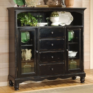 Wilshire 4 Drawer Bakers Cabinet