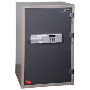 2 Hour Fireproof Office Safe w/ Electronic Lock - HS-1000E
