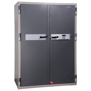 2 Hour Fireproof Office Safe w/ Electronic Lock - HS-1750E