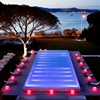 Large Cube Waterproof Rechargeable LED Lighting - INF-11676