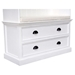 Halifax Storage Bench with Coat Rack - INF-12062