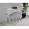 Antique White Vanity Table - 3 Drawers