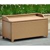 Barcelona Outdoor Storage Trunk Bench