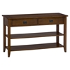Mission Oak Rectangular Sofa Table - JOFR-1032-4
