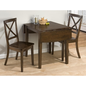Richmond 3 Pieces Dining Set - Cherry