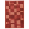 Nicola Hand Woven Wool Rug in Red - KMAT-2047-RED