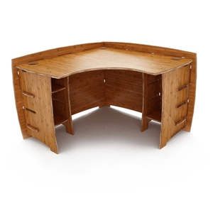 Sustainable 47 Corner Desk