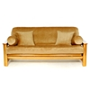 Gold Nugget Futon Cover - Full Size - LSC-E-GOLD-NUGGET
