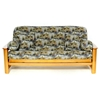 Gone Fishing Futon Cover - Full Size - LSC-J-GONE-FISHING