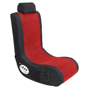 A44 Video Game Chair - Red