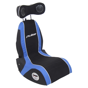 Pulse BT Chair - Black, Blue