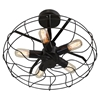 Ozzy Ceiling Fan - Antique - LMS-LS-L-OSCCLG-AN