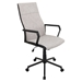 Congress Height Adjustable Office Chair - Swivel, Tan - LMS-OFC-AC-CN-T-T