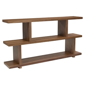 Miri Small Shelf - Walnut
