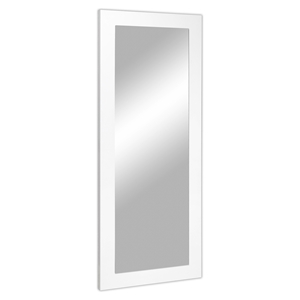 Kensington Large Mirror - White