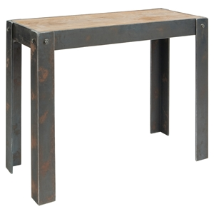 Bolt Console Table - Natural