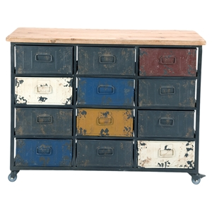 Paintbox Large Cabinet