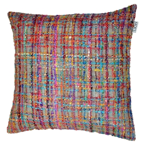 Niche Cushion - Multicolor, Feather Insert
