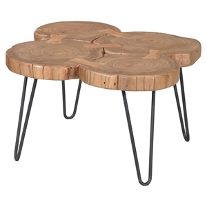 Adele Coffee Table - Natural