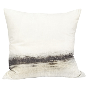 Fog Velvet Cushion - Feather Insert