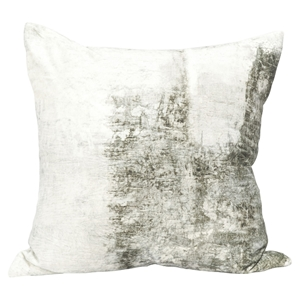 Abstract Velvet Cushion - Feather Insert
