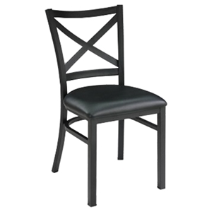 Side-2141 Side Chair - Black