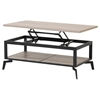 Cota Coffee Table - Adjustable Height, Gray - NSI-416016