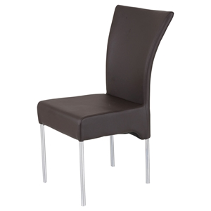Side-452 Side Chair - Brown