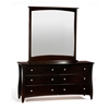 Clove Six Drawer Dresser - NDF-CD-CLO-6A-X