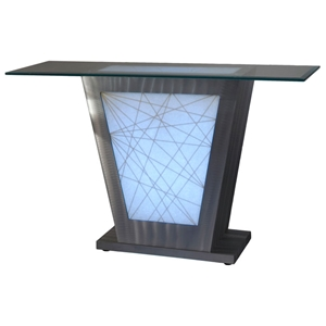 String Theory Console Table