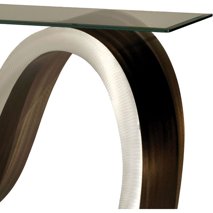 Meandering Console Table Nl Cst15rba