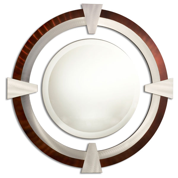 Decoround Round Mirror