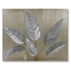 Metallic Leaves Wall Graphic - NL-WG42541