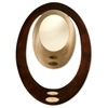 Pimento Oval Wall Mirror - NL-WM4532
