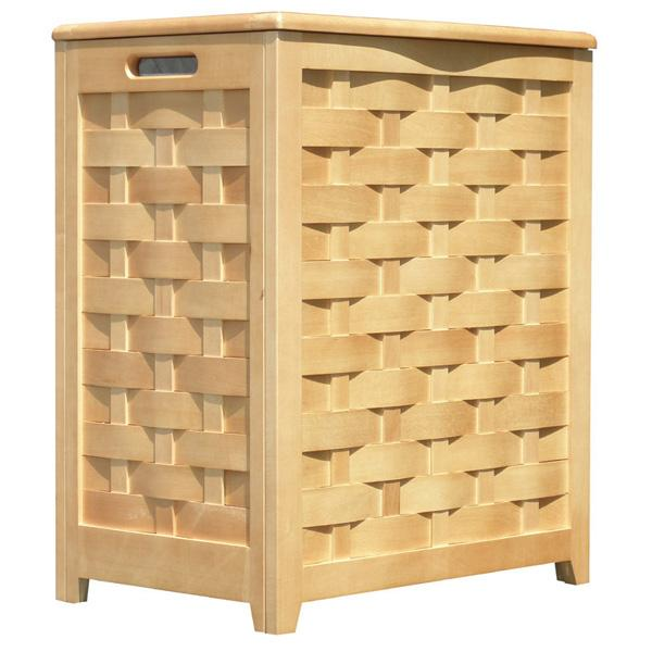 Raleigh Natural Laundry Room Hamper