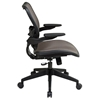 Space Seating 13 Series Deluxe Latte AirGrid Office Chair - OSP-13-88N1P3