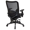 Space Seating 68 Series Professional Dual Function Ergonomic Office Chair - OSP-6806