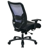 Space Seating 75 Series Big Man's Double AirGrid Back Ergonomic Office Chair - OSP-75-47A773