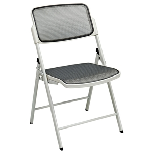 Pro-Line II Folding Chair in Light Beige Finish