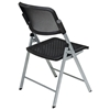 Pro-Line II Deluxe Folding Chair with Silver Legs - OSP-81608