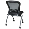 Pro-Line II Folding Deluxe Chair with ProGrid Back (Set of 2) - OSP-84220