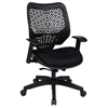 Space Seating 86 REVV Series Raven Manager's Chair with 360 Degree Swivel - OSP-86-M33BN2W
