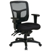 Pro-Line II ProGrid Mid Back Multi Function Manager's Chair - OSP-92893