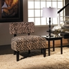 Avenue Six Curves Button Back Chair in Simba - OSP-CVS263-S61